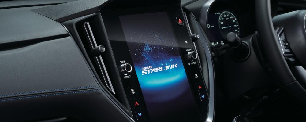 レヴォーグ コネクティッドサービス「SUBARU STARLINK」 イメージ