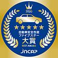 2020年度JNCAP安全性能評価大賞