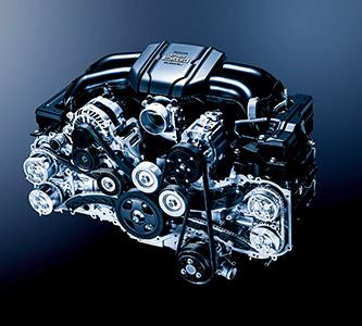 SUBARU BRZ 新開発2.4L BOXER D-4Sエンジン [FA24]