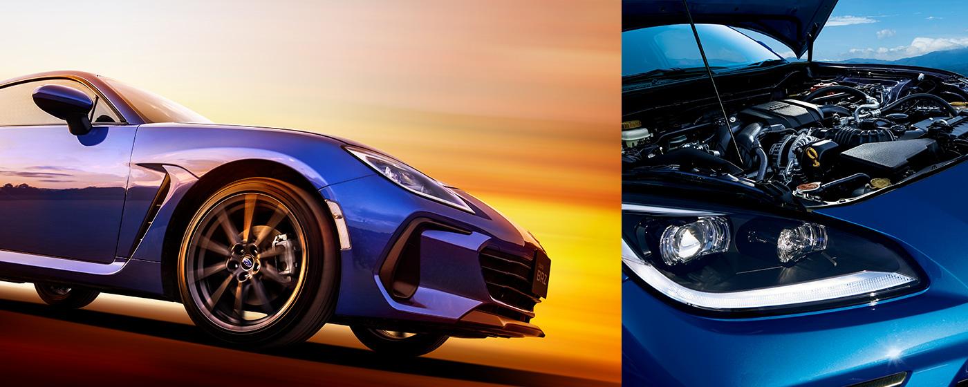 SUBARU BRZ Driving パワーユニット イメージ