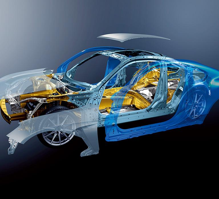 SUBARU BRZ Driving プラットフォーム イメージ