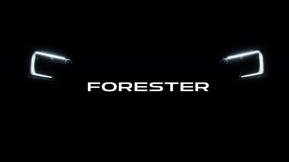 フォレスター DESIGN MOVIE
