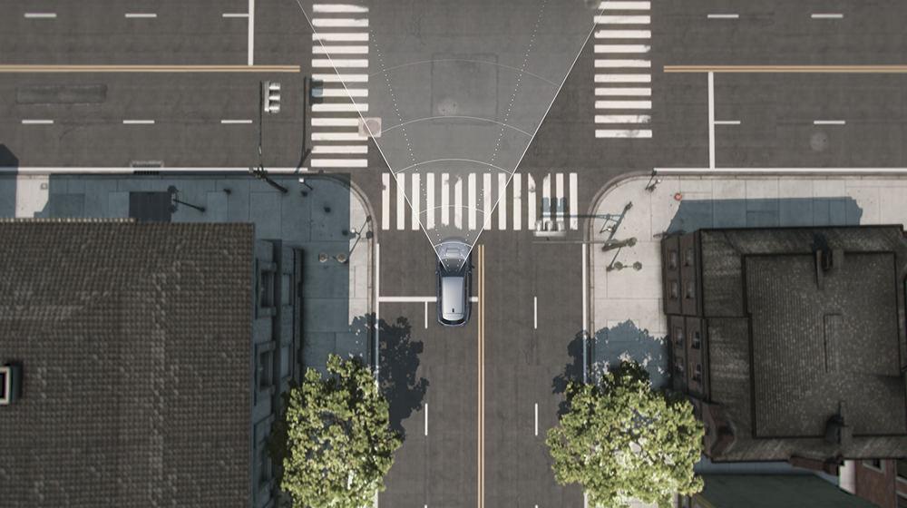 フォレスター アイサイト:基本性能&街中