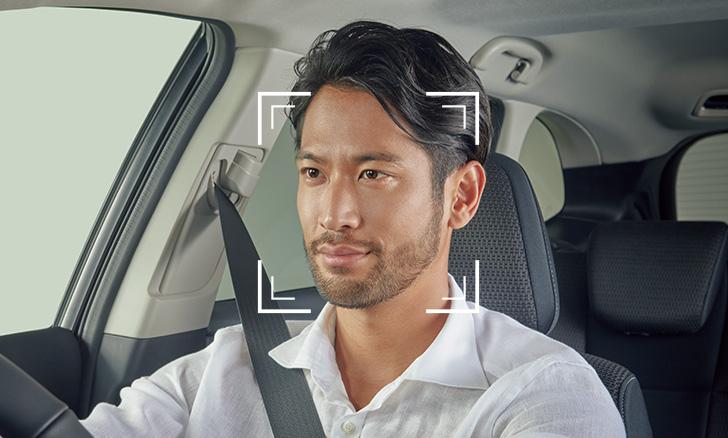 レガシィ アウトバック ドライバーモニタリングシステム