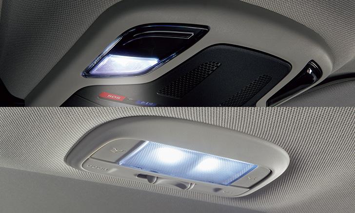 レガシィ アウトバック LEDスポットマップランプ/LEDルームランプ
