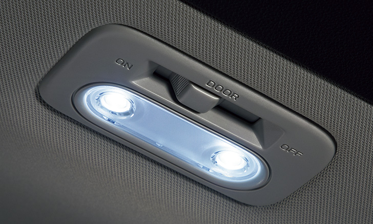 レガシィ アウトバック LEDカーゴルームランプ