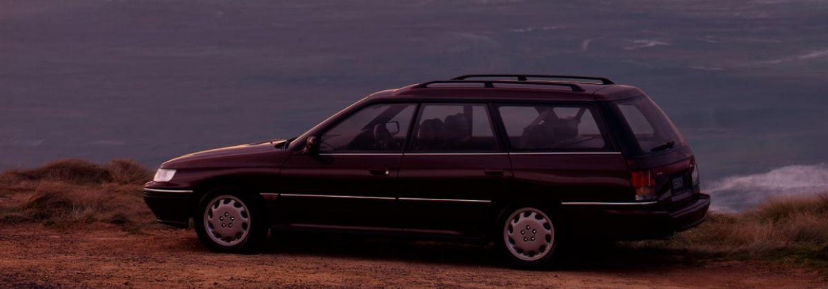 1989年 初代レガシィ SUBARU新時代の扉を開いた革新のクルマ