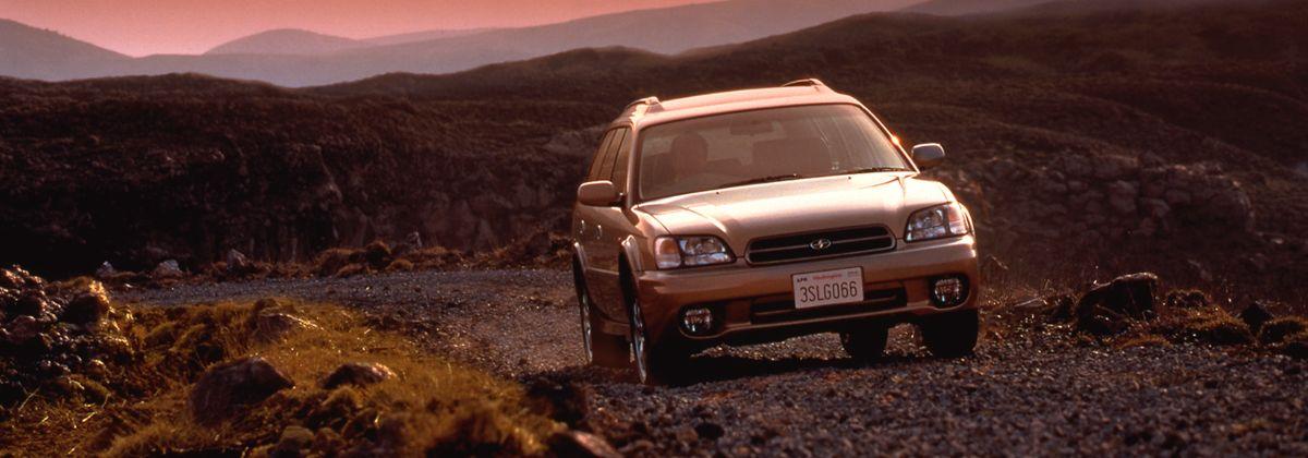 1998年 3代目レガシィ レガシィを極め、真のブランドと成す